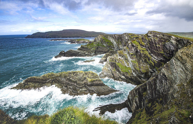 *Wild Kerry Cliffs