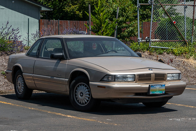 1995 Buick Regal Coupe