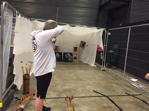 Archery, Armageddon Expo