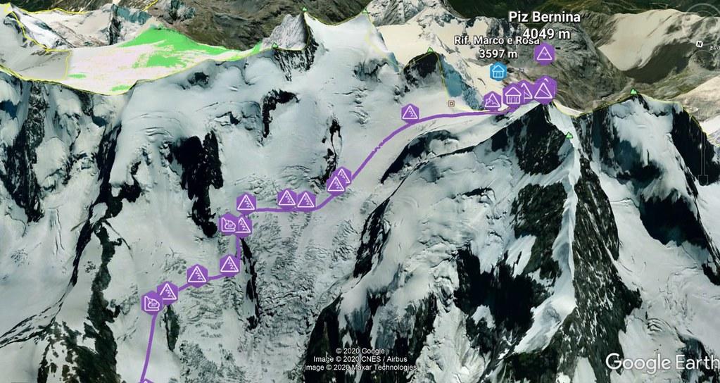 Piz Bernina  Bernina Switzerland photo 04