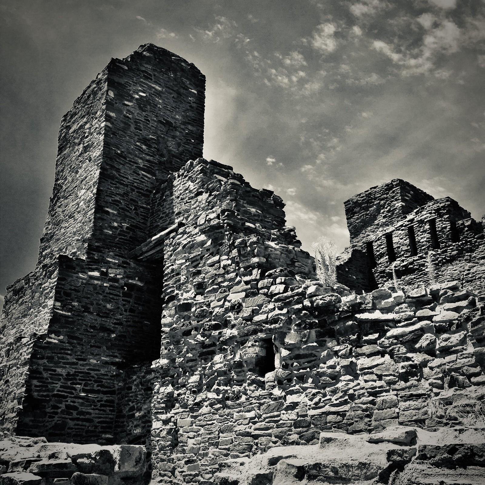 Quarai Ruins, Salinas National Monument, New Mexico
