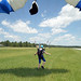 Skydiving Panama City 2020, Sonny landing