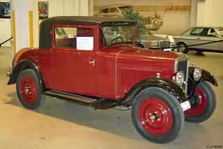 1928- Peugeot 201 Coupe _a