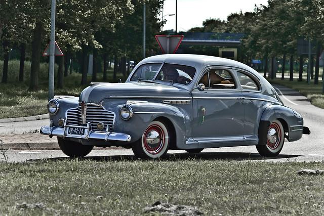 Buick Sedanet 1941 (7594)