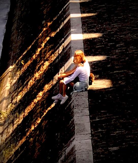Golden Rivers ~ Urban Chronicles ~ Paris ~ MjYj©