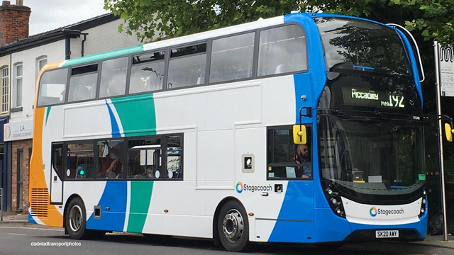 Stagecoach Manchester - 11540