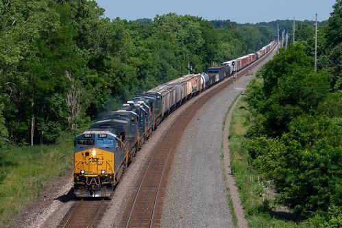 railroads railroadphotography trains railroadsofamerica letthemknow csx geac44cm rochesterny