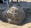 sand sketchin' by Scruffy Mynxbane