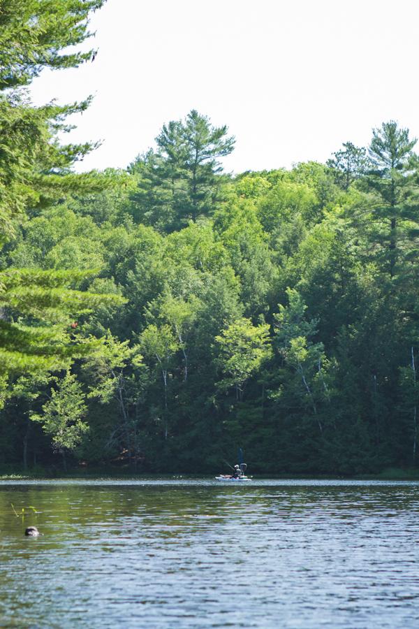 Camping Silent Lake: