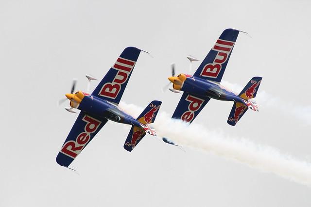 Red Bull Matadors (D-EVXA & D-EYXA)