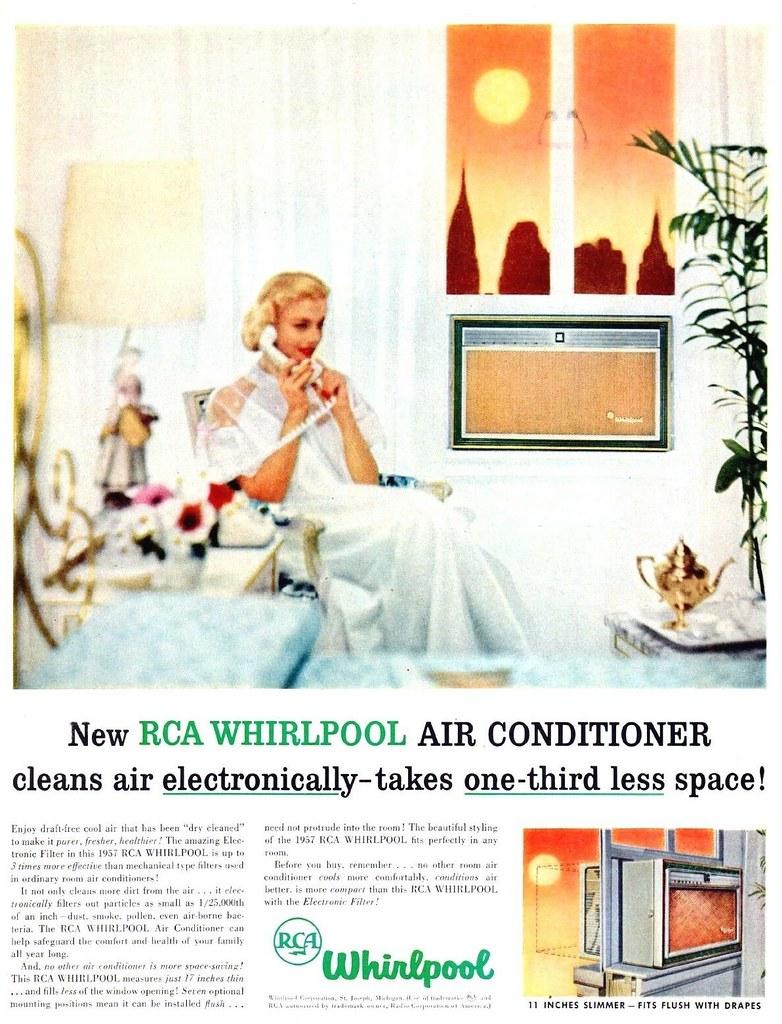 RCA Whirlpool 1957