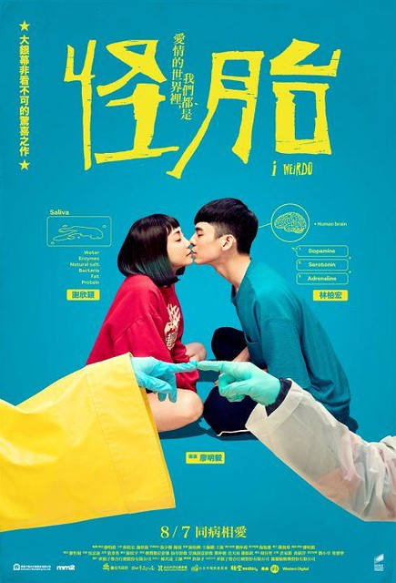 "Taiwan Movie "" i WEiR DO"" poster & stills , Taiwan, July, 2020, SJKen"