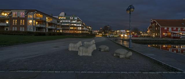 Strandpromenaden, Kristiansand