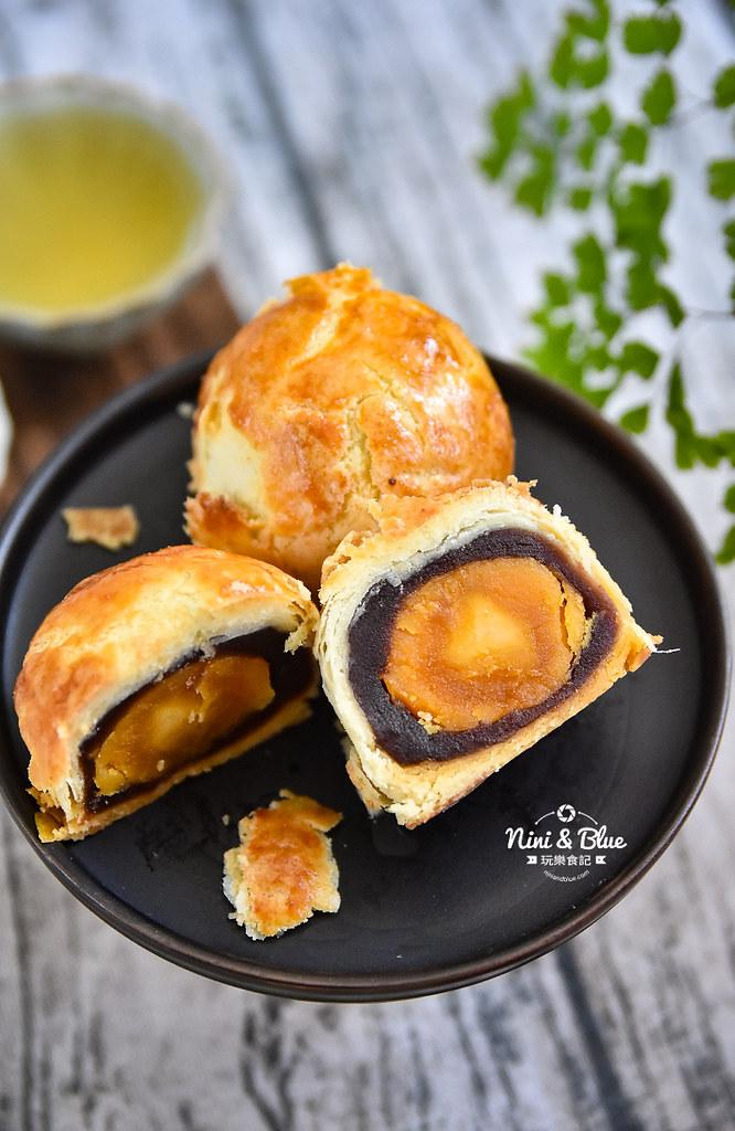 台中 月餅推薦 菠蘿蛋黃酥 一福堂19