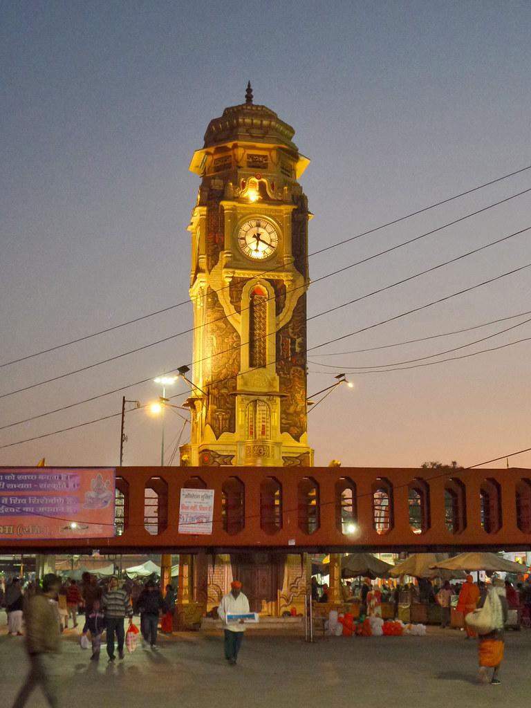 Menara Jam Birla, Haridwar