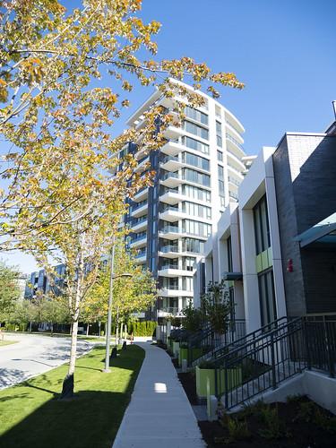 Wesbrook Village, UBC