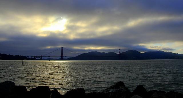Summertime at the San Francisco Bay