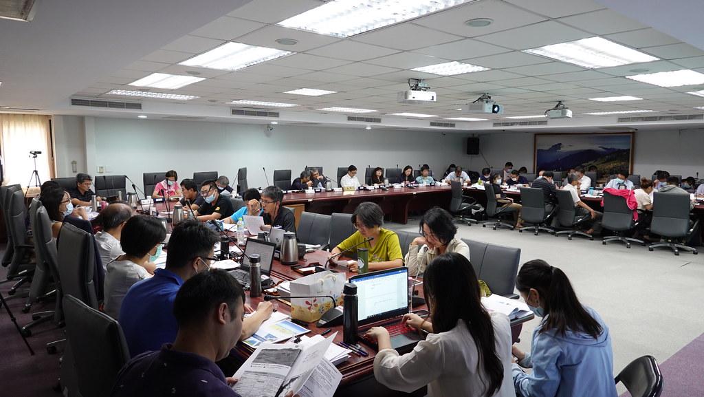 20200721 國土計畫審議委員會大會宜蘭、花蓮、台東。孫文臨攝