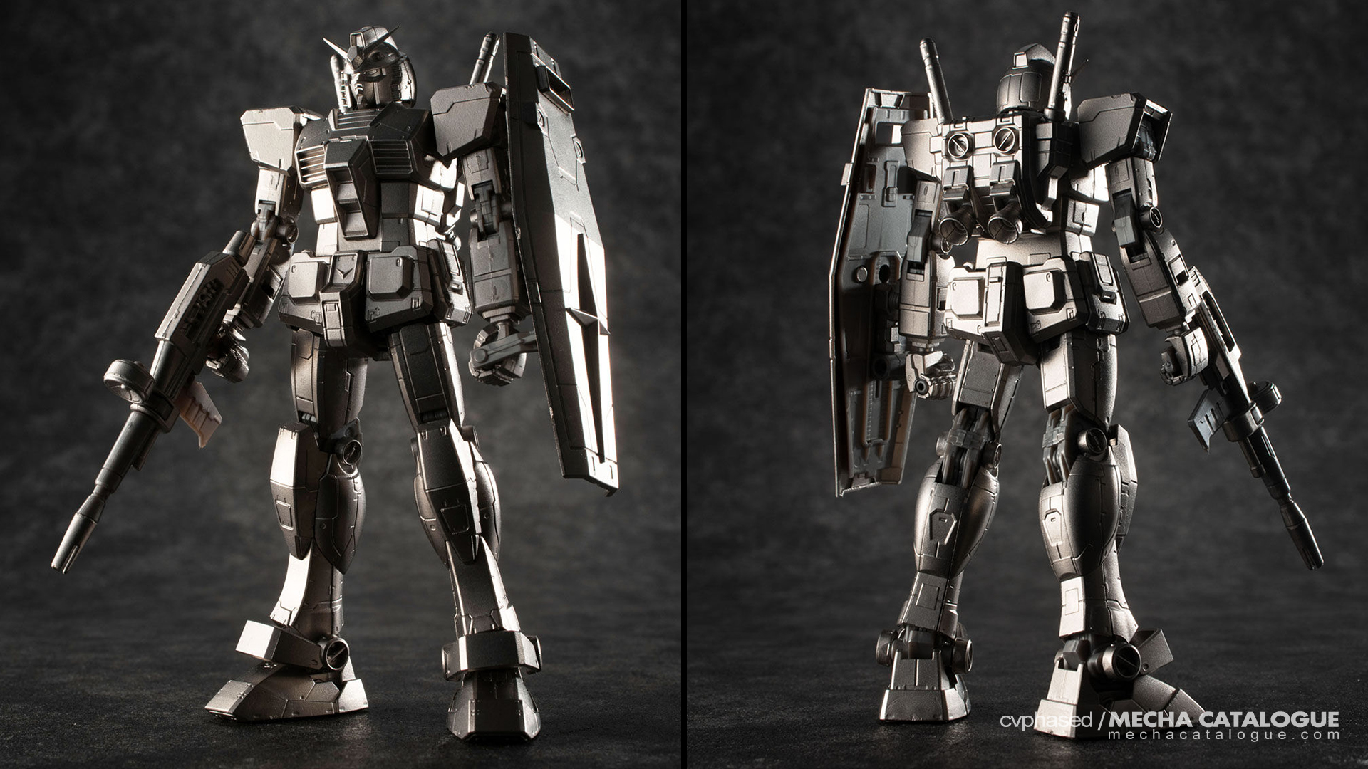 That's 220,000 JPY Expensive! Gundarium Alloy Model RX-78-2 Gundam
