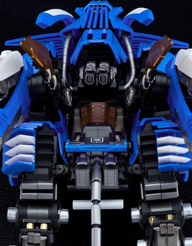 金屬生命體的鼓動——  HAGANE WORKS《機獸新世紀 ZOIDS》超重劍長牙獅(ブレードライガー) 1/72比例合金可動模型