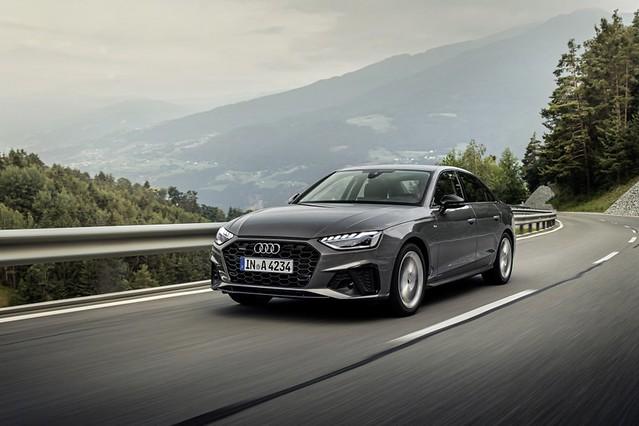 圖5:Audi A4 Sedan_2