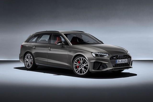 圖1:Audi A4 Avant_1