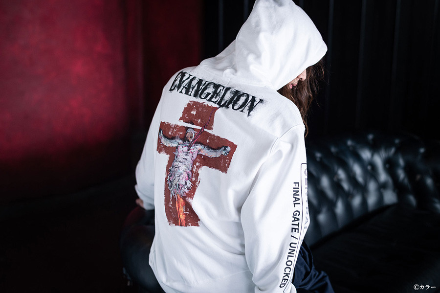 結合裏原宿街頭藝術風~「EVANGELION  x  glamb」推出七款《福音戰士新劇場版》聯名服飾(エヴァンゲリオン×glamb)