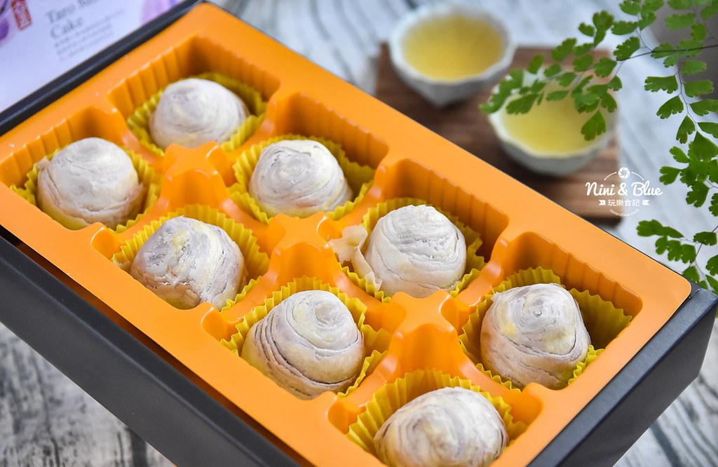 台中 月餅推薦 菠蘿蛋黃酥 一福堂12