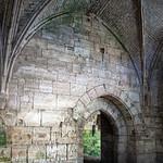 Krak des Chevaliers (Qalaat al-Husn) 1170-1271 Hall of Knights Door (1)