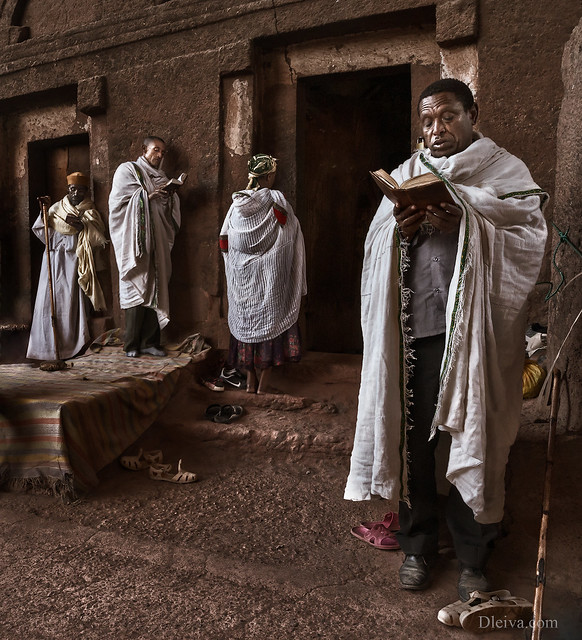 Epifanía en Lalibela, Iglesia Bet Mariam