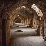 Krak des Chevaliers (Qalaat al-Husn) 1170-1271 Stables (2)