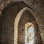 Krak des Chevaliers (Qalaat al-Husn) 1170-1271 Stables (6)