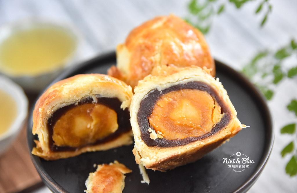 台中 月餅推薦 菠蘿蛋黃酥 一福堂16