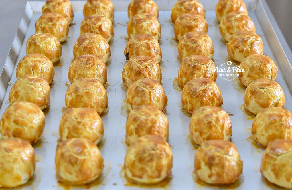 台中 月餅推薦 菠蘿蛋黃酥 一福堂02