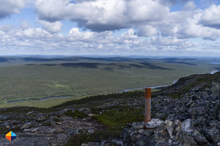 View from Joenkielinen | by HendrikMorkel