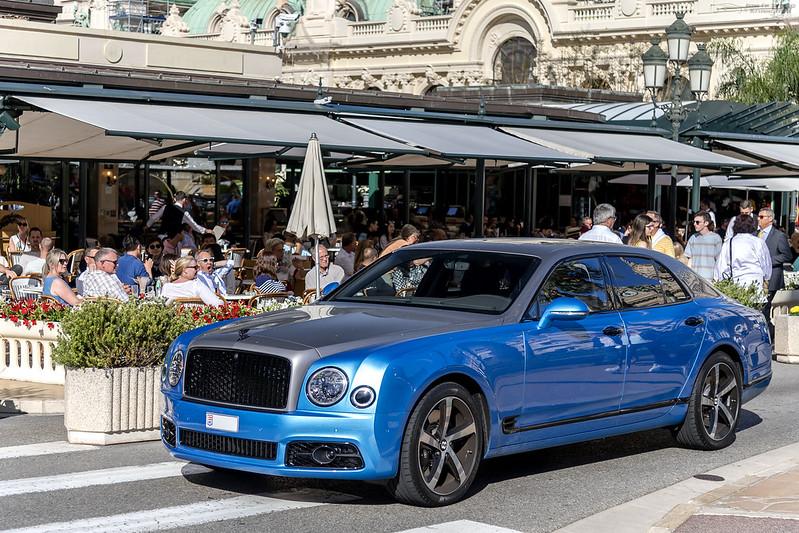 Bentley Mulsanne Speed Mulliner Design Series