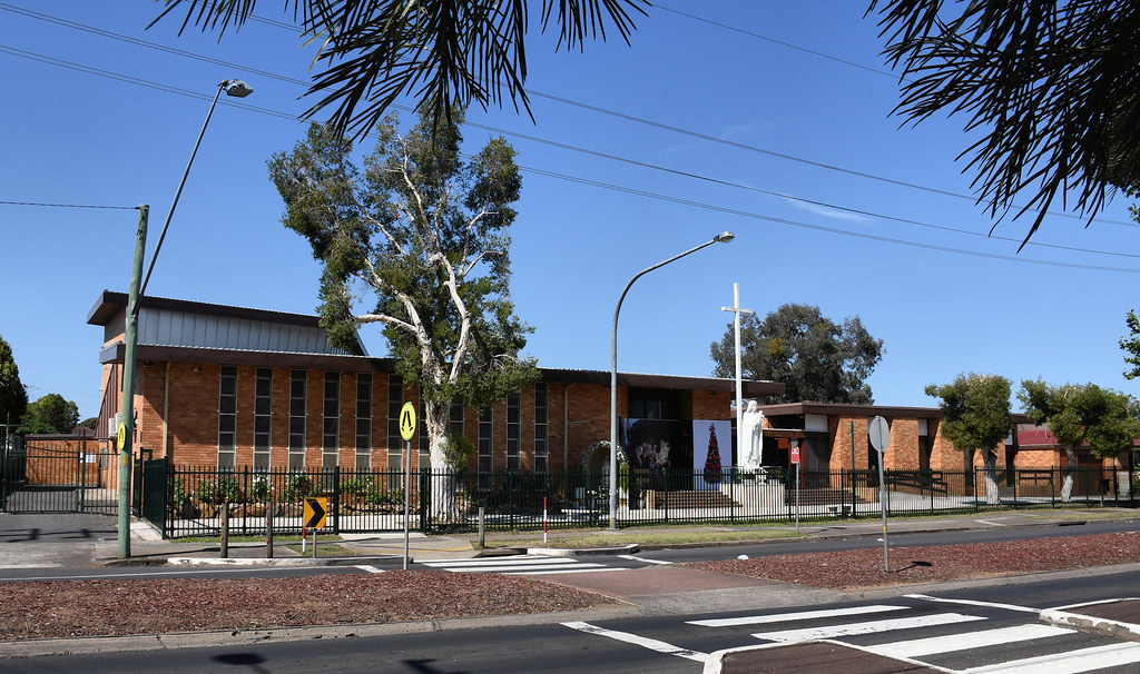 St Therese Catholic Church, Sadleir, Sydney, NSW.