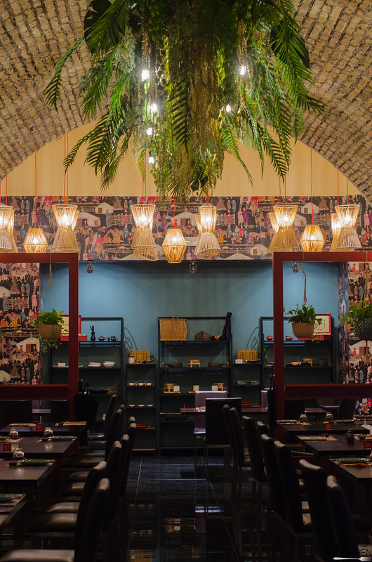 Huobi, il mercato delle cucine asiatiche