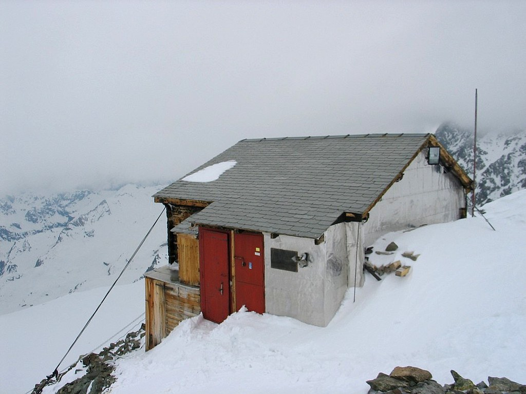 Rifugio Marco e Rosa Bernina Italy photo 01
