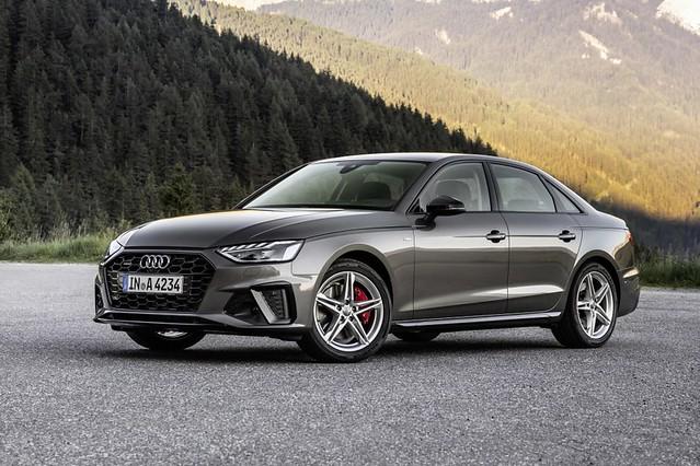 圖4:Audi A4 Sedan_1