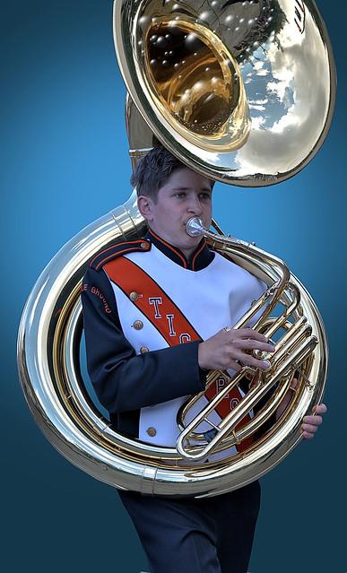The Bubbling Tuba