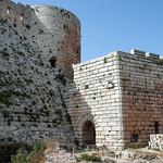 Krak des Chevaliers (Qalaat al-Husn) 1170-1271 Inner Defensive Tower I
