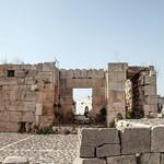 Krak des Chevaliers (Qalaat al-Husn) 1170-1271 Upper Keep Mosque c.1271 Mamluk