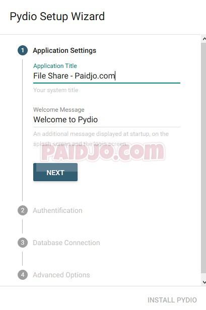 Cara Install Pydio File Sharing di Ubuntu 16.04 7
