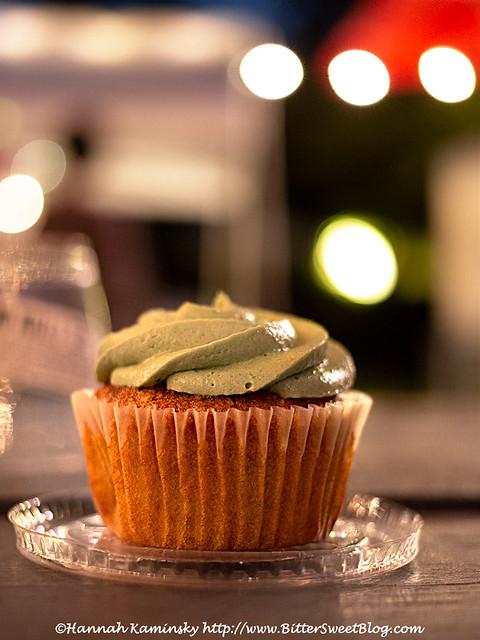 Zucchini Kill Bakery - Key Lime Cupcake