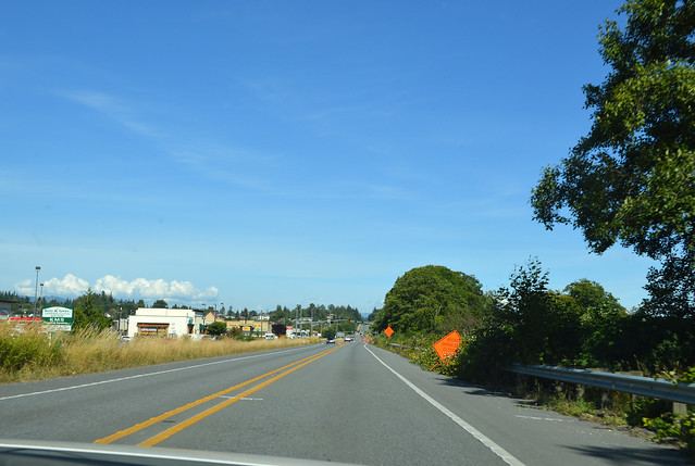 SR 532 in Stanwood