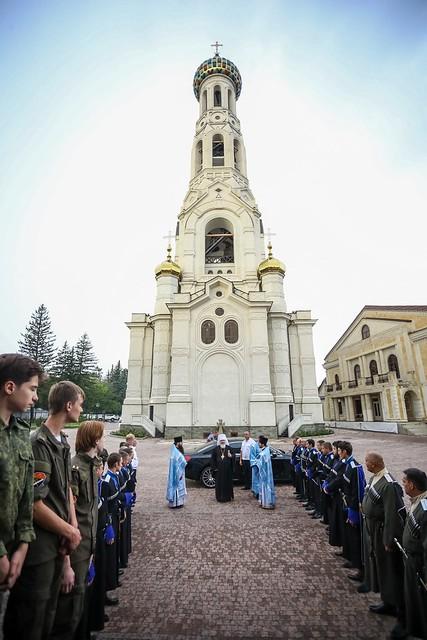 21 июля 2020, Митрополит Кирилл возглавил торжества по случаю престольного праздника Казанского кафедрального собора