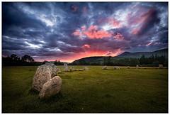 Castlerigg Sunset, Castlerigg Stone Circle, Keswick