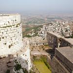 Krak des Chevaliers (Qalaat al-Husn) 1170-1271 Reservoir & Tower J (2)