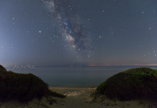 Tra le dune (Milky Way) | by Antonio Ciriello PhotoEos